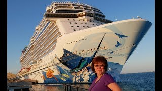 4k Bermuda Vacation 1 - Onboard Norwegian Escape Cruise Ship