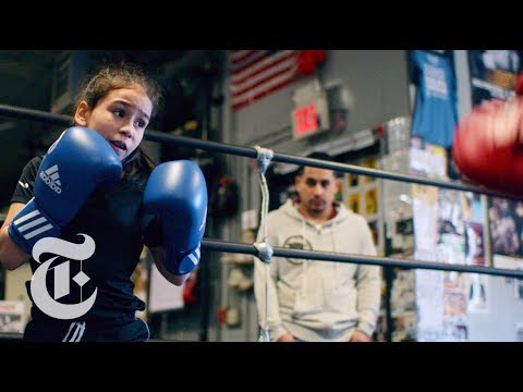 Xxx Mp4 Girl Boxer A 10 Year Old Breaking Barriers Op Docs The New York Times 3gp Sex