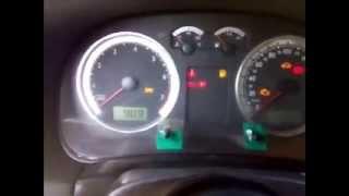 VW GOLF MOD 2006 NO ENTRA EL SCANNER EL DAÑO FUE EL TABLERO