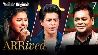Ep 7 | A. R. Rahman, Clinton Cerejo, Shaan, Vidya Vox  | #ARRivedSeries