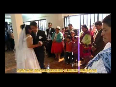 SININCAY CUENCA ECUADOR MATRIMONIO JOSE Y NANCY
