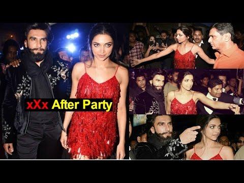 Xxx Mp4 Ranveer Singh Deepika Padukone Bond During XXx After Party 3gp Sex