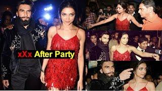 Ranveer Singh & Deepika Padukone Bond During xXx After Party