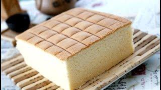 How To Make Cotton Soft Sponge Cake | Fluffy Butter Cake Recipe