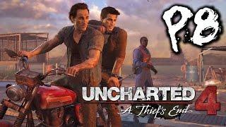 Uncharted 4《秘境探險4》Part 8 : 年度最刺激的遊戲