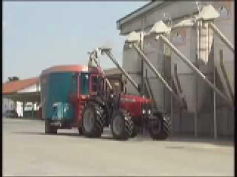 Ciągniki traktory rolnicze Massey Ferguson seria 4400 traktor ciągnik MF