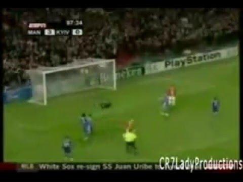 Cristiano Ronaldo sus mejores jugadas y goles