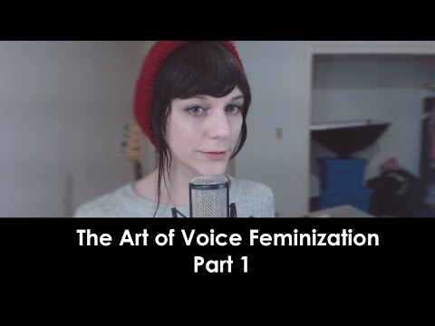 Xxx Mp4 The Art Of Voice Feminization Part 1 Overview Acoustic Resonance And A Conceptual Framework 3gp Sex