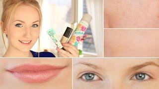 BEAUTY FAVORITEN - Unsichtbare Poren, Perfekte Augenbrauen und vieles mehr