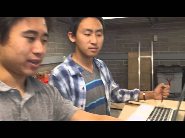 York students using higher-level math to solve real problems