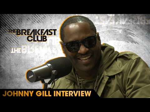 Johnny Gill Dishes On The New Edition Story Tension In The Group Stacy Lattisaw & More