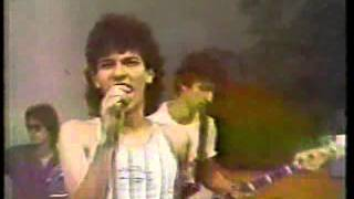 KAMIKAZE CLIP ANTIGO '' NA TRILHA DO METAL '' ( DÉCADA DE 80 - TV MINAS )