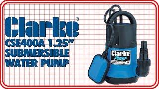 Clarke CSE400A 1.25