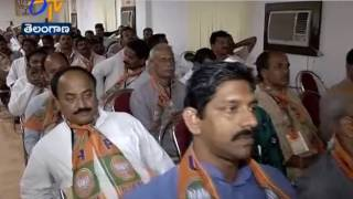 BJP's Odisha focus: PM, Advani, party's CMs to attend national executive meet