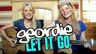 Let It Go Parody, Frozen - GEORDIE cover LET IT GAN
