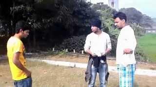 Bcic colony re union shomoy kotha bole Khan-Bepari natok 2015