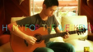 (Coldplay) Hymn for the Weekend - Brian Zhang - Fingerstyle Cover