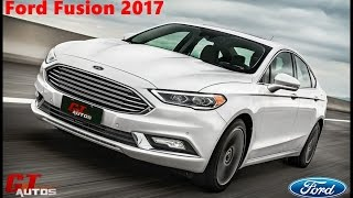Ford Fusion 2017   GT Autos