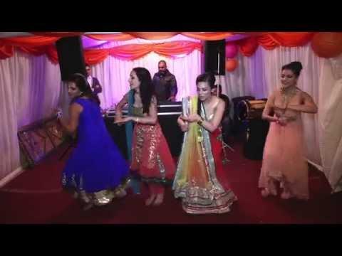 Naiha s Mehndi Night Dance Performance