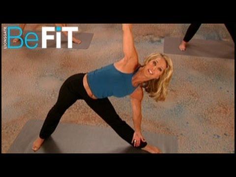 Denise Austin Yoga Buns Workout