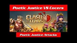 Poetic Justice VS 上海COCERS之百战