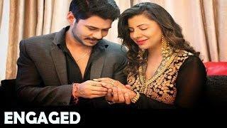 Sambhavna Seth Gets Engaged To Boyfriend Avinash Dwivedi