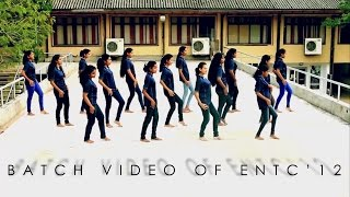 Official Batch Video - E Nite 2016 - ENTC'12 Batch - University of Moratuwa