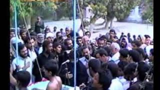 meda vada hy nal masooma dy(Noha By : Syed Muhammad Jaffar uz Zaman Naqvi Saain Jamanshah)