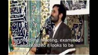 Ahmadinezhad on Iran