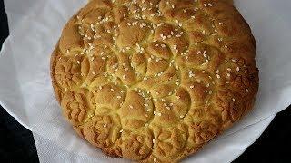 Corn Meal Bread / نان جواری یا دوده جواری