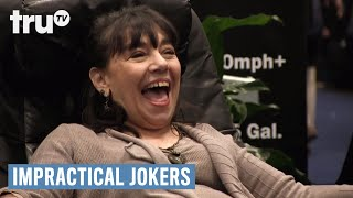 Impractical Jokers - Foot Rubs From Sal (Punishment) | truTV