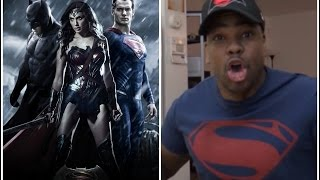 Batman v Superman: Dawn of Justice MOVIE REVIEW!!!
