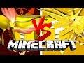 Minecraft: Pokemon Lucky Block Challenge | 2v2 Legendary Battles