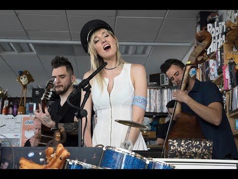 Jenny and the Mexicats NPR Music Tiny Desk Concert