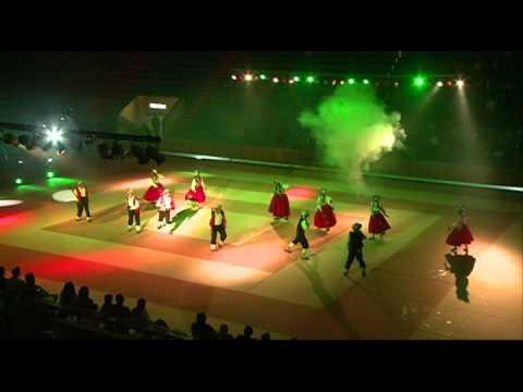 Carnaval de Putusi en Colegio Claretiano