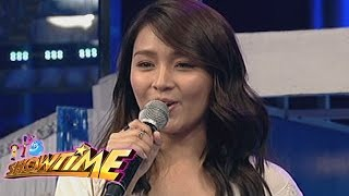 It's Showtime: Kathryn promotes