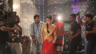 Shooting Spot on location Hot song Making Kanna Pinna Tamil Movie