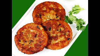 Aloo Patties Recipe in Hindi