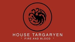 """House Targaryen // هاوس """" تارقارين"""" تاريخهم والملوك وبعض المعلومات"""