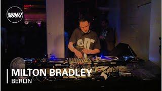 Milton Bradley Boiler Room Berlin DJ Set