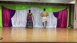 Neethu's Mylanchi Dance