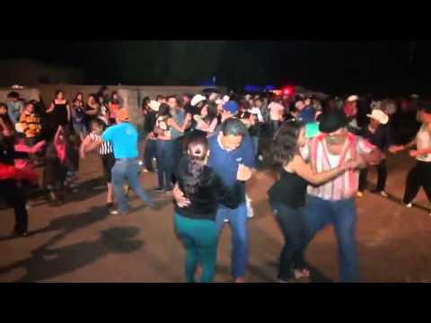 Bailando Chotis Pilar Norteño