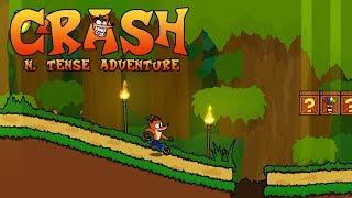 Crash N. Tense Adventure (SAGE 2017 Demo) | Crashing the Party!