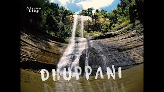 Dhuppani waterfall, Bilaichori, Kaptai. (ধুপপানি ঝর্না, বিলাইছরি, কাপ্তাই) - Nissan Vlog