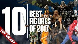 Top 10 Best Action Figures of 2017   List Show #54