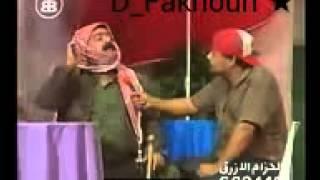 """المشهد المحذوف ل موسى حجازين """"ابو صقر"""""""