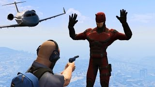 GTA 5 DAREDEVIL Brutal kill Compilation(Grand Theft auto V Funny moments Thug life)