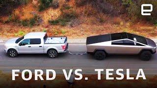 Tesla Cybertruck vs Ford F150: Who will win?