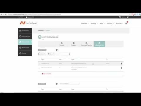 Xxx Mp4 Setting Up Your CNAME In EasyLinks With NameCheap 3gp Sex