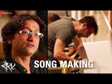 Download Sairat Movie - Ajay-Atul recording with Live Symphony Orchestra in Hollywood